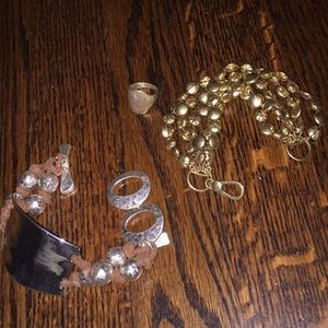 Jewelry three pack